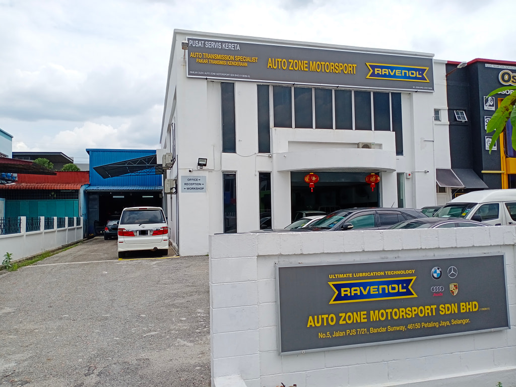 Car Gearbox Repair Specialist Malaysia